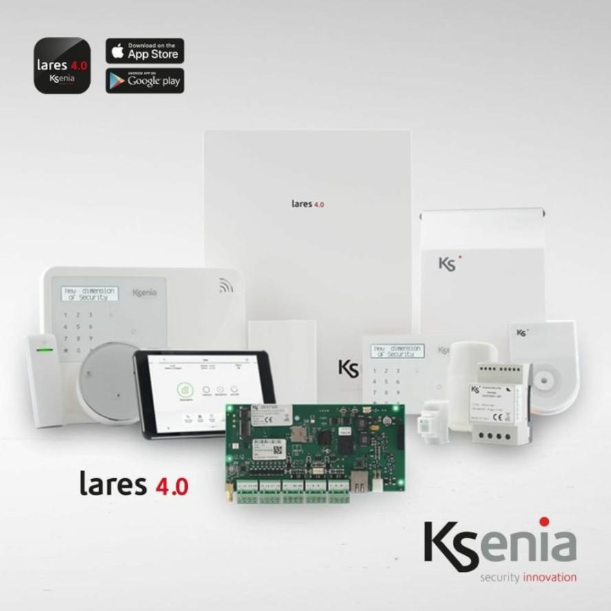 Ksenia Security Lares 4.0