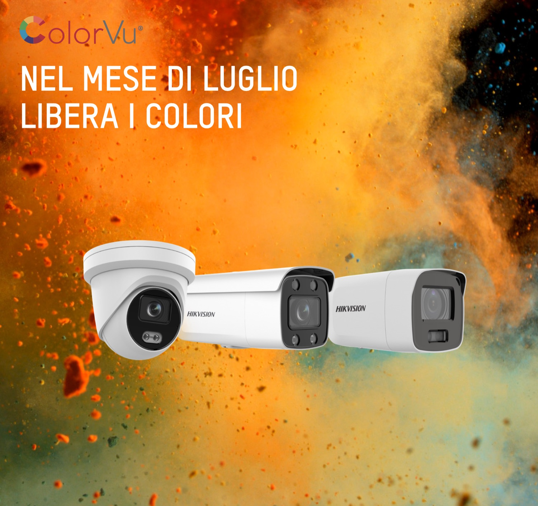 Hikvision Color VU